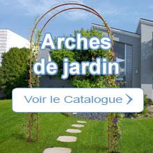 Arches de jardin - a partir de 45.00 €