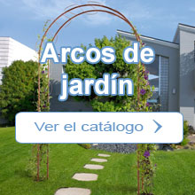 Arcos de jardín - a partir de 45.00 €