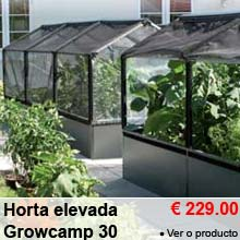 Horta elevada Growcamp 30 - 229 €