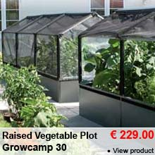 Raised Vegetable Plot Growcamp 30 - 229 €