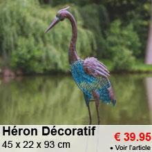 Animal D�coratif - H�ron - 39.95 €