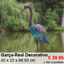 Animal Decorativo - Gar�a-Real - 39.95 €