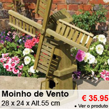 Moinho de Vento em Madeira - 35.95 €