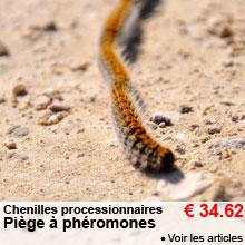 Chenilles processionnaires - Pi�ge � ph�romones - 34.62 €