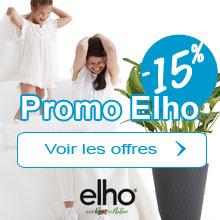 La quinzaine des pots Elho à -15% ! du 15.05.2018 au 30.05.2018