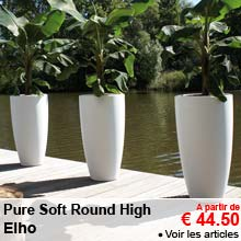 Pure Soft Round High - Elho - 44.50 €