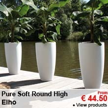 Pure Soft Round High - Elho - From 44.50 €