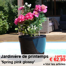 Jardinière de printemps 'Spring Flower Country' - a partir de 62.95 €