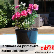 Jardinera de primavera 'Spring Flower Country' - a partir de 62.95 €