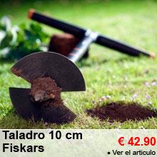 Taladro 10 cm - 42.90 €