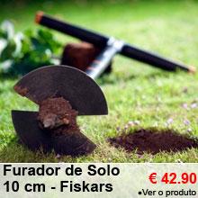 Furador de Solo 10 cm - 42.90 €