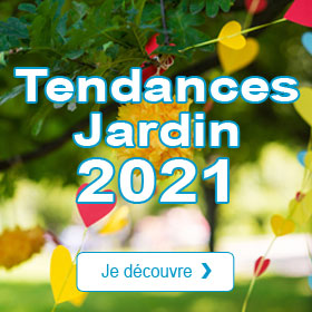 Tendances Jardin 2021