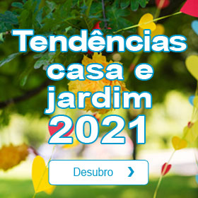 Tendências casa e jardim 2021
