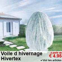 Voile d-hivernage Hivertex - a partir de 4.95 €