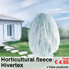 Horticultural fleece Hivertex - from 4.95 €