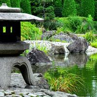 Produits pour jardin japonais
