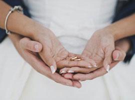 Bébés arbres pour mariages