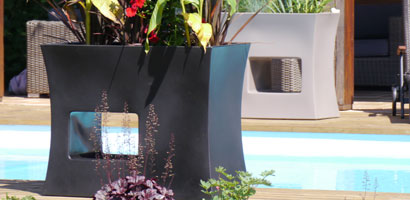 Jardineras y macetas - Selección Planfor