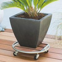 Pot Stands on Wheels pour Pots