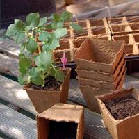 Materiales para la siembra