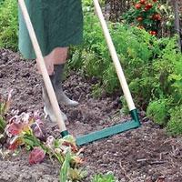 Herramientas para trabajar el suelo