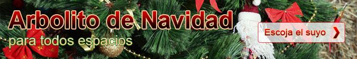 Escoja su Arbolito de Navidad