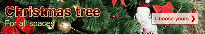 Choose your Christmas tree