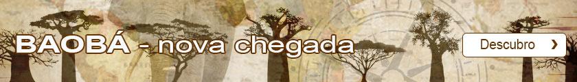 Nova chegada de Baobá - Descubro !