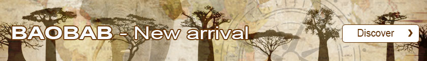 New arrival of baobab - Discover !