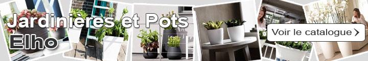 Jardinières et pots Elho