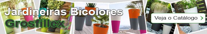 Jardineiras Bicolores - Gama Tokyo - Grosfillex