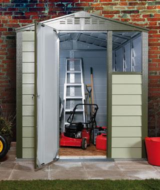 Abri de jardin en acier vente abri de jardin en acier for Abri jardin acier