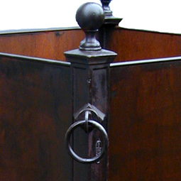 bac orangerie effet rouille vente bac orangerie effet. Black Bedroom Furniture Sets. Home Design Ideas