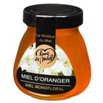 Orange Blossom Honey, Monofloral honey
