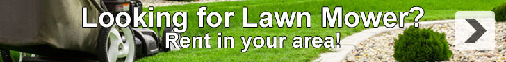 Hire Lawn Mowers