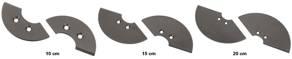 Tarière 15 cm - Fiskars