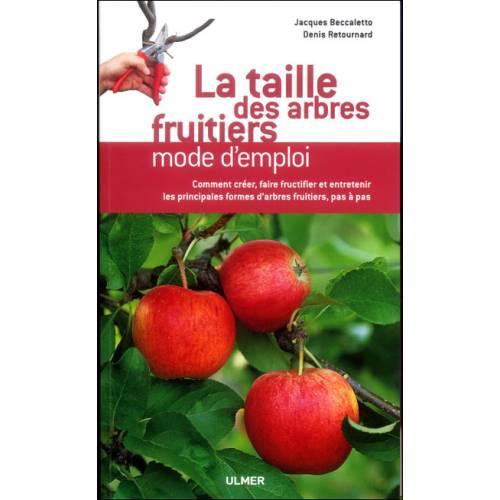 livre la taille des arbres fruitiers vente livre la