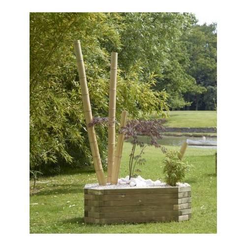 jardini re bois octogonale 130 treillis vente jardini re bois octogonale 130 treillis. Black Bedroom Furniture Sets. Home Design Ideas