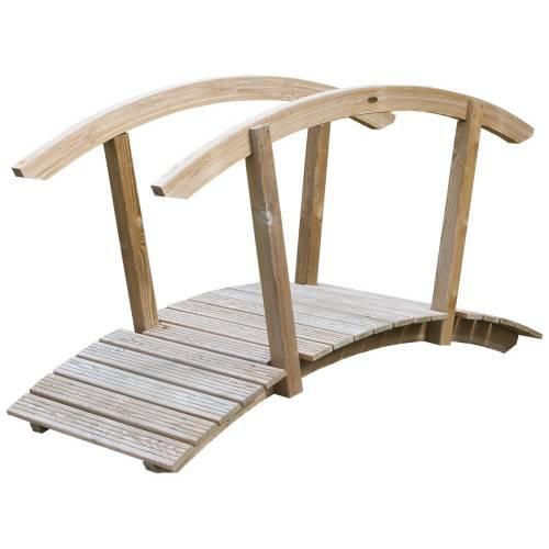 Pont bois style japonais vente pont bois style japonais - Pont en bois de jardin ...