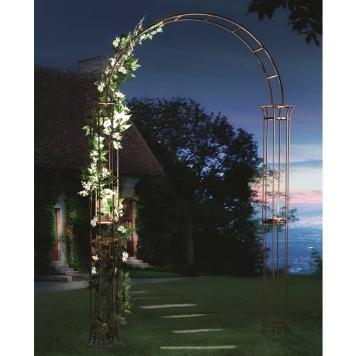 arche jardin solaire l 150 cm roman vente arche jardin solaire l 150 cm roman. Black Bedroom Furniture Sets. Home Design Ideas