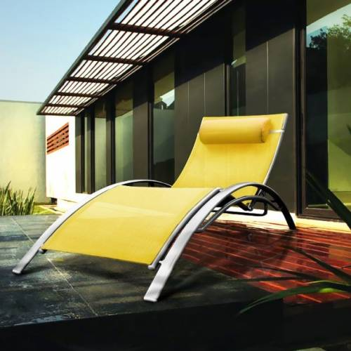 bain de soleil design jaune vente bain de soleil design jaune. Black Bedroom Furniture Sets. Home Design Ideas