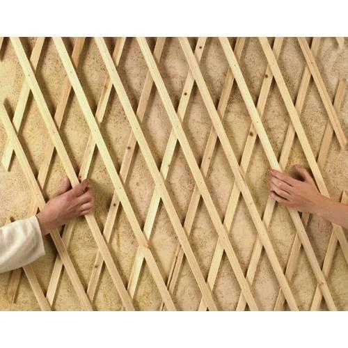 treillis extensible en bois 50 x 150 cm vente treillis extensible en bois 50 x 150 cm. Black Bedroom Furniture Sets. Home Design Ideas
