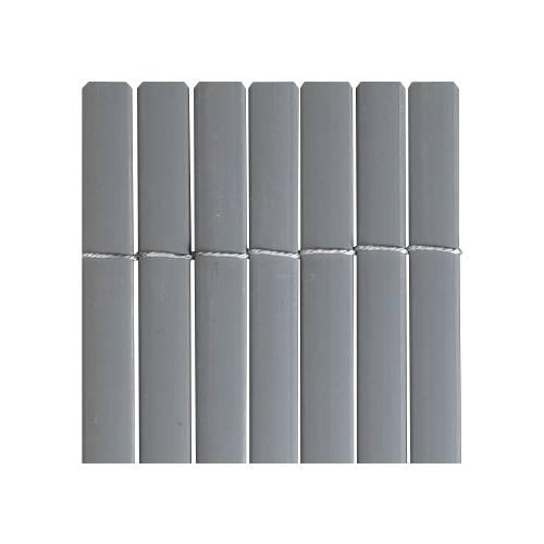 canisse pvc double face 1 x 3 m gris vente canisse pvc double face 1 x 3 m gris. Black Bedroom Furniture Sets. Home Design Ideas