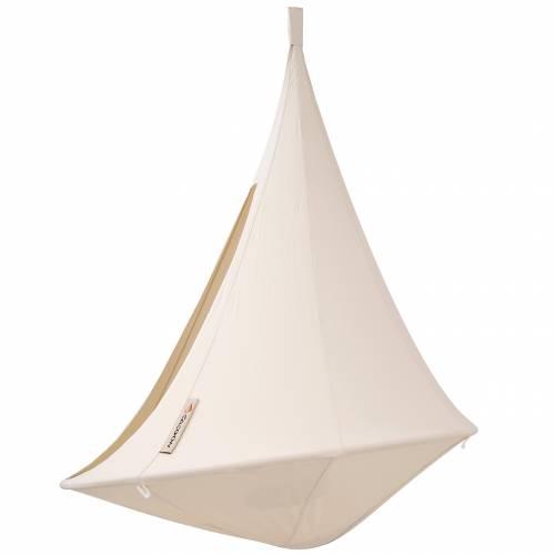 hamac suspendu cacoon simple blanc vente hamac suspendu cacoon simple blanc. Black Bedroom Furniture Sets. Home Design Ideas