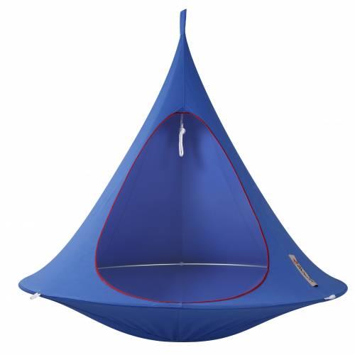 hamac suspendu cacoon double bleu vente hamac suspendu cacoon double bleu. Black Bedroom Furniture Sets. Home Design Ideas