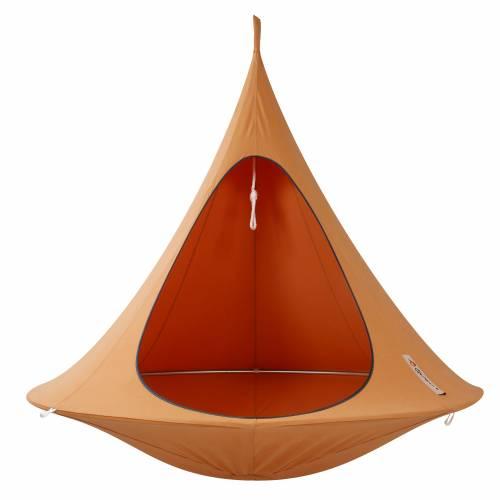 hamac suspendu cacoon double orange vente hamac suspendu cacoon double orange. Black Bedroom Furniture Sets. Home Design Ideas