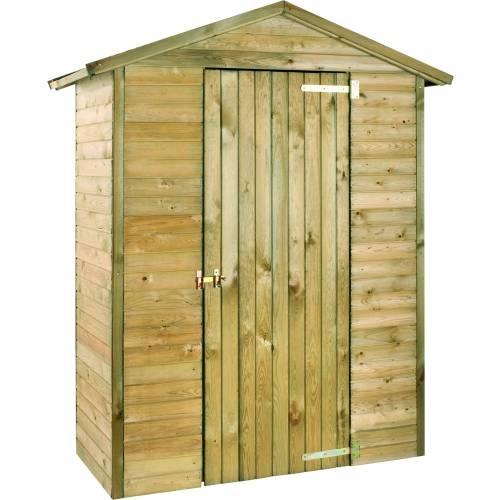 Armoire de jardin en bois merina burger vente armoire for Armoire de jardin en bois