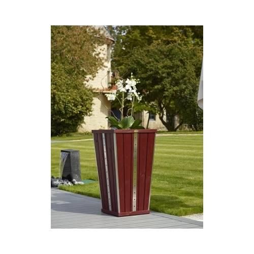 Jardiniere Bois Design : Bois Design – ?vas?e Bordeaux : vente Jardini?re Bois Design