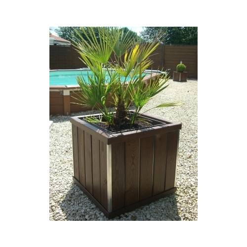 jardini re bois design carr e vente jardini re bois. Black Bedroom Furniture Sets. Home Design Ideas