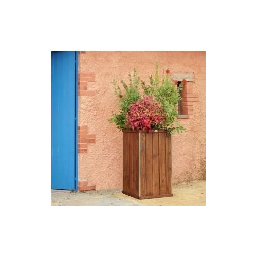 jardiniere bois design. Black Bedroom Furniture Sets. Home Design Ideas